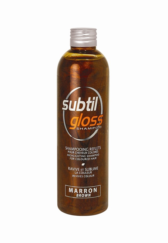 Subtil Gloss shampoo marron 250 ml