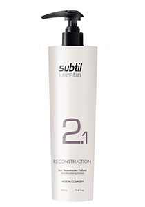Subtil Keratin 2.1 Reconstruction ( Intense reconstructing Treatment) 500 ml