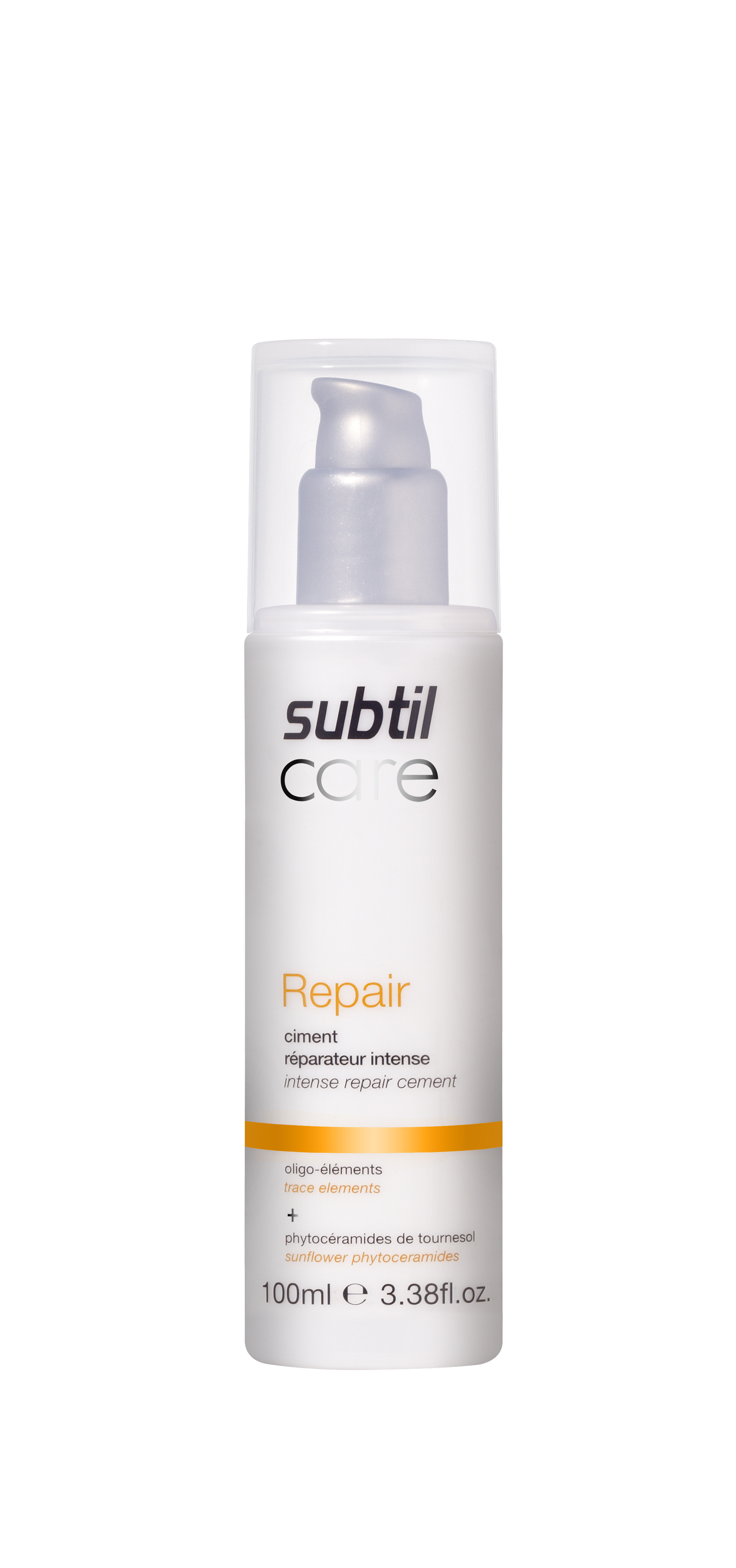 Subtil Care Repair ciment réparateur intense 100 ml