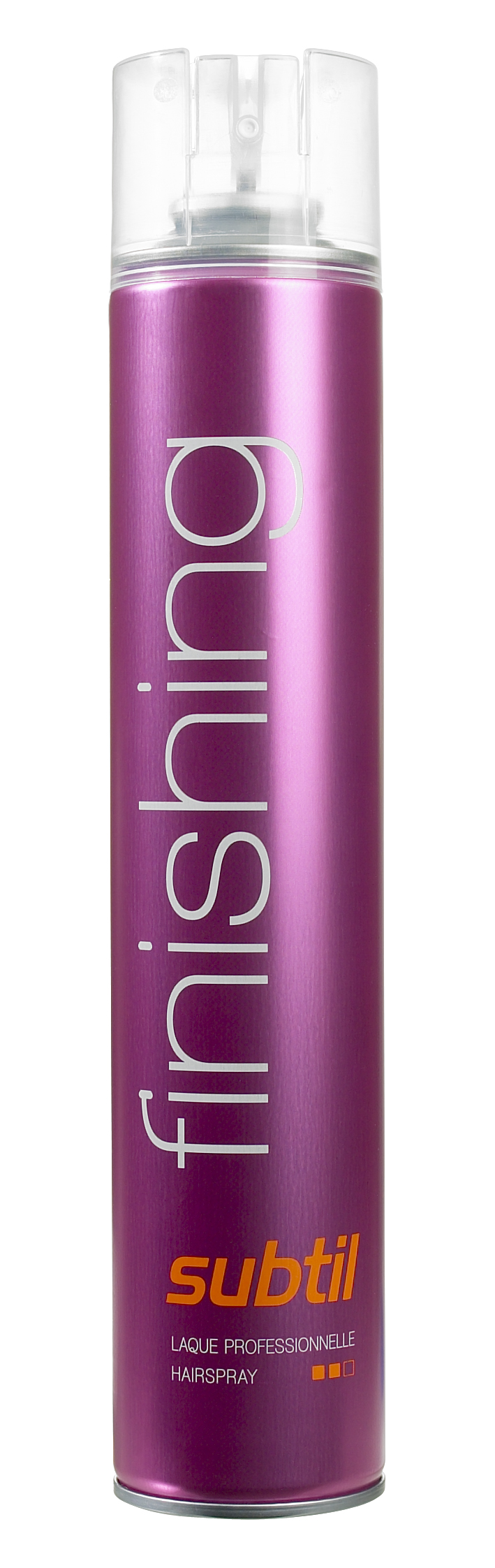 Subtil finishing laque professionnelle 500 ml