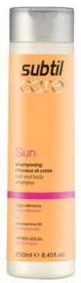 Subtil Care Sun hair and body shampoo 250 ml - after sun