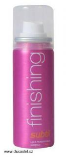 Subtil finishing laque professionnelle 50 ml - travel package