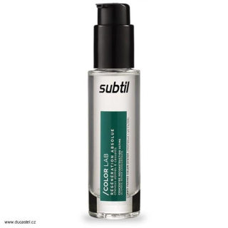 Subtil /COLOR LAB Régénération Absolue Concentrate Reconstruction Ultime, 50 ml