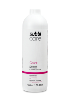 Subtil Care Color  shampooing déjaunisseur 1000 ml