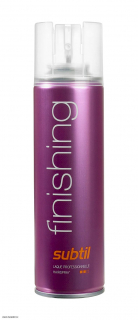 Subtil finishing laque professionnelle 250 ml
