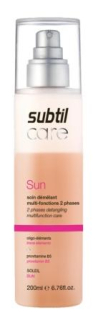 Subtil Care Sun soin démelant multi functions 2 phases 200 ml
