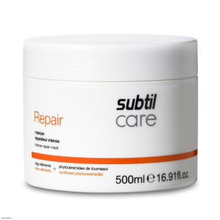 Subtil Care Repair masque réparateur intense 500 ml