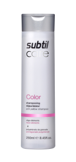 Subtil Care Color shampooing déjaunisseur 250 ml